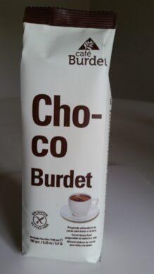 Horká čokoláda Burdet  180g