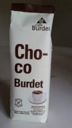 Horká čokoláda Burdet  180g-Horká čokoláda v prášku 180g - 1 l mléka na 4 šálky